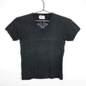 Gypsy 05 Top Stitched Womens Medium Shirt
